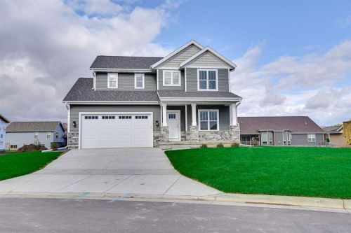 2 Story 3 Bedroom Single Family Home Deforest Wi